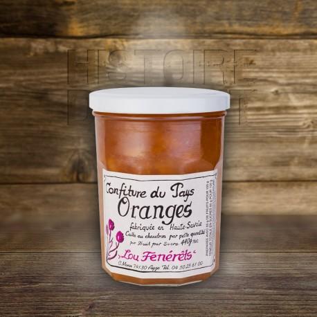 Confiture du Pays - Orange