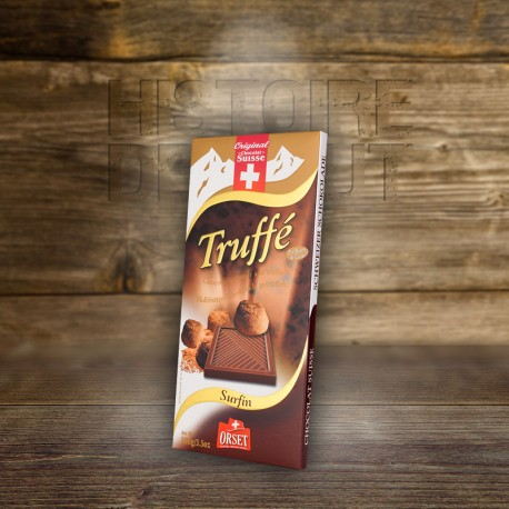 Chocolat Surfin mi-amer ˆ la truffe