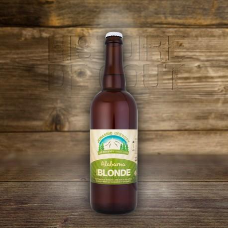 Alabama - Jurassic Brewery - Bire blonde
