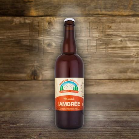 HawaÌø - Jurassic Brewery - Bire ambrŽe
