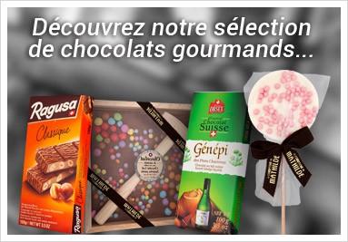 Sélection chocolats