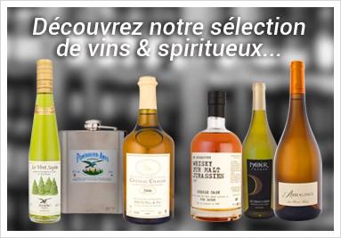 Sélection vins